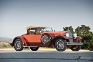 Packard 734 Speedster Boattail Runabout (1930)