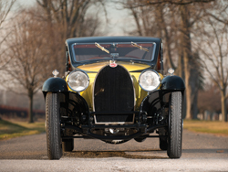 1930 Bugatti Type 46 Coupe Superprofile