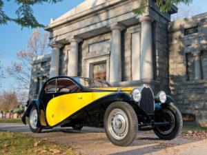 1930 Bugatti Type 46 Coupe Superprofile