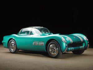 Pontiac Bonneville Special Motorama Concept Car 1954