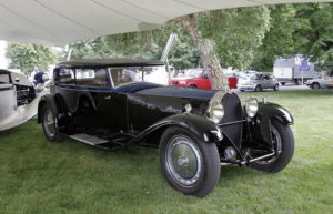 Bugatti Type 41 Royale Kellner Coupe 1931