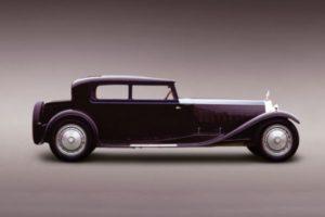 Bugatti Type 41 Royale Kellner Coupe 1931
