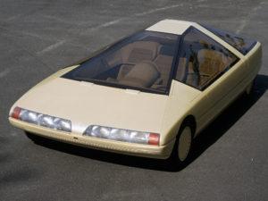 Citroën Karin Concept (1980)