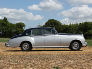 Rolls-Royce Silver Cloud I (1955-1958)