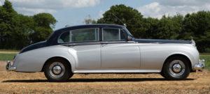 Rolls-Royce Silver Cloud I (1955-1958)