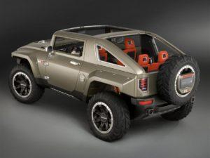 Hummer HX Concept (2008)
