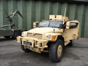 Husky Tactical Support Vehicle (TSV)