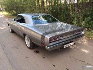 1969 Dodge  super bee 440